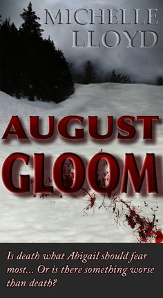 August Gloom by Michelle Lloyd. A historical fiction. Now available on the Apple iBookstore.