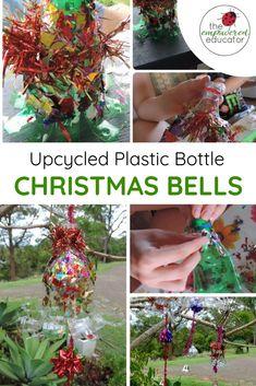DIY Christmas Bells - The Empowered Educator