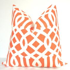 Pillow Cover Decorative Pillow Throw Pillow Toss by PillowMood, $79.00