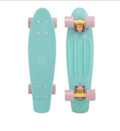 Pastel penny board!! This is the exacts one that I wanna get!!!!