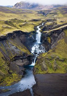 Ófærufoss - Iceland