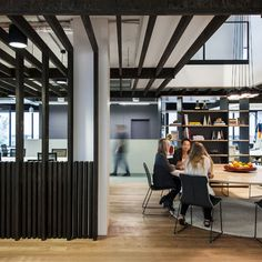 """Office for a Sydney advertising agency combines """"the New York loft with Scandinavian design"""""""