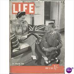 US MAGAZINE LIFE JUN 9 1941 Tilleys of Sheffield
