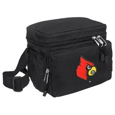 Louisville Cardinals Lunch Box Cooler Bag Insulated University of Louisville - Top Quality Unique Lunchbox or Sophisticated Black Travel Bag - OFFICIAL NCAA COLLEGE LOGO Merchandise by Broad Bay. $19.99. Our tough deluxe Louisville Cardinals lunch box cooler bag is just the right size for lunch or travel. This well-insulated official college logo bag contains a roomy main compartment and a zippered front pocket. Top quality construction with additional convenience features such ...