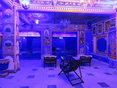 Chunda Palace Inner Swimming Pool