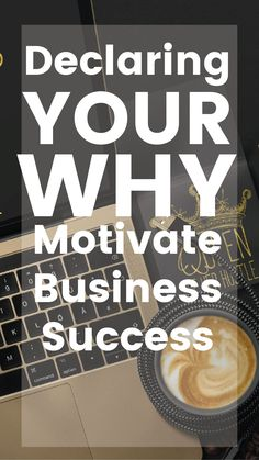 What's your why? What motivates you to run a successful business?
