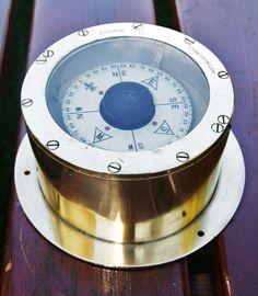 Ancien compas Yacht Patt 01151A Skylight
