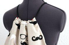 Beutelrucksack nähen - Gastpost - Eda Lindgren | Seemannsgarn • handmade