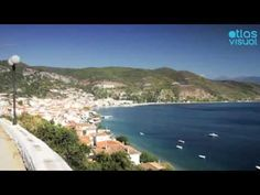 #Evia - Limni Athens, Greece, Coastal, Landscapes, Sea, Island, Videos, Water, Summer