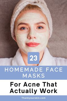 Face masks are a great way to soothe your skin. Your typical skincare products may not be adequate to revitalize your skin and restore its natural radiance. So here are 10 DIY face masks for acne that we highly, highly recommend.#homemade masks #face mask homemade acne #diy facemasks for acne Acne Face Mask, Diy Face Mask, Homemade Face Masks, Restore, Skincare, Natural, Products, Home Face Masks, Skincare Routine