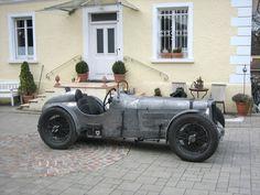 Alvis Special 1935