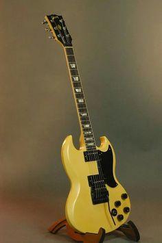 1986 Gibson SG with a Kahler