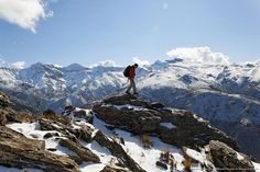 #Sierra Nevada Sierra Nevada, Trekking, National Geographic, Excursion, Moorish, Granada, North Africa, Adventure Travel, Wander