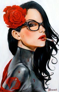 Baroness by Brian Viveros
