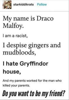 Yes, Lauren! I mean Draco! Very Potter Musical, Harry Potter Theme, Harry Potter Books, Potter Puppet Pals, Lauren Lopez, Avpm, Team Starkid, Hogwarts Letter, Drarry