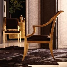 LISETTE ARM CHAIR. Furniture, home, decor, design, dining, room, modern, living, contemporary.