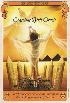 #Conscious_Spirit_Oracle #Sun_Goddess  Spread your wings and fly high... Though Watch out for the sun!  **Find me on #Tsu  Click on this link https://www.tsu.co/RobynsRealm  #RRDailyInsight #RobynsRealm #RobynDMartland #Robyn #Tarot #Oracle #Animal_Speak #Pictish #Runes #Readings #HandMade #CustomOrders #DreamCatchers #Jewellery #Photography #Middlewich #Cheshire
