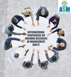 10th Edition of #INCON - International Conference Organized by #ASM Group Of Institutes.