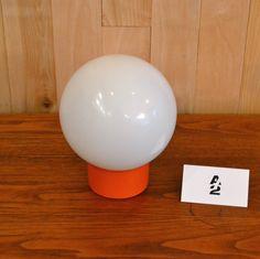 Mid-Century Modern - Lampe boule