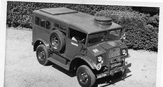 D-DAY.Chevrolet CMP C8A,1C9,PUTR-2,HUP,CMP No.13-cabbed,8-15 CWT 4x4 Heavy Utility Personnel Lorry,Serial No.3844536858,HXU 734,JUMBO.1944. Overhead view:-