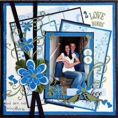 Love Birds - Scrapbook.com