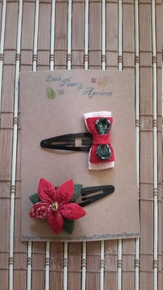 Japanese Fabric, Japanese Kimono, Toddler Hair Clips, Kimono Fabric, Traditional Japanese, Baby Accessories, Poinsettia, Little Gifts, Hair Bows