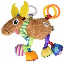 7 Great Toys for Infants: Lamaze Mortimer the Moose