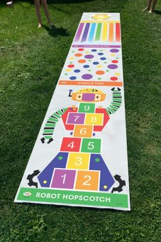 Have you checked out our economical Pre-K Play Space Saver yet? Pe Ideas, Gift Ideas, Picnic Blanket, Outdoor Blanket, Activity Mat, Hopscotch, Space Saver, Teacher Gifts, Four Square