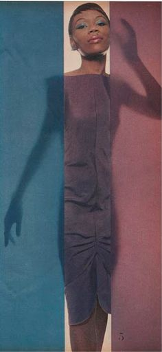 #5- Erwin Blumenfeld (1897-1969), 1958, Vogue US.