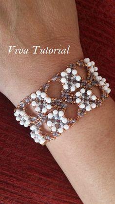 Tutorial Louisiana  Bracelet