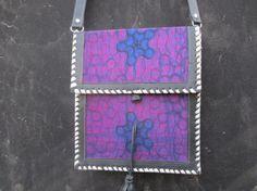 Handbag tribal ethnic purse mac book holder boho by africanbaskets, $99.00