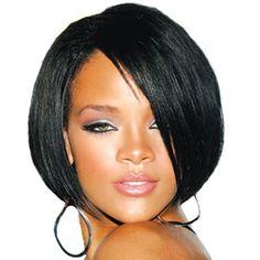 Hype+Hair+Styles | Rihanna's Style - 6 Rockin' Looks - Real Beauty