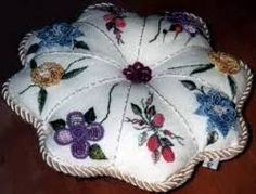 Image result for cushion embroidery