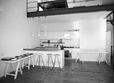 Photographic Studio for Stills, Film & Gear Rental Studio Kitchen, Photographic Studio, Studios, Events, Film Stills, The Originals, Fujifilm, Table, Furniture