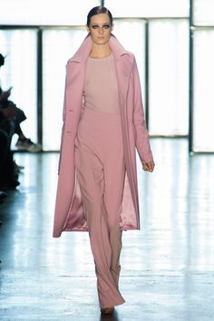 Cushinie Et Ochs at New York Fashion Week Fall 2015   Stylebistro.com