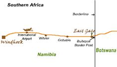 Image result for printable road map of namibia Printables, Map, Google Search, Print Templates, Location Map, Maps, Printable Templates