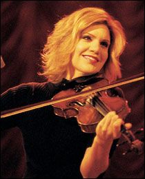 Alison Krauss...great Bluegrass and what a fiddler!!