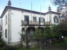 Edificio do organismo Responsável pelo Parque Nacional Peneda Gerês.— emBraga.
