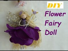 DIY Flower Fairy Doll | HAPPY MOTHER'S DAY Fairy Doll | Búp Bê Chúc Mừng Ngày Của Mẹ | HuongHarmon - YouTube Happy Mothers Day, Happy Day, Flower Fairies, Love And Respect, Fairy Dolls, Diy Doll, Diy Flowers, Things To Do, Joy