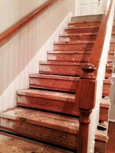 Home on Hidden Oaks: Staircase Remodel Reveal & Tutorial