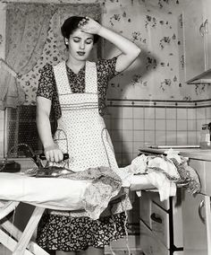 Ironing - almost everything