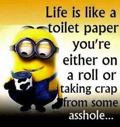 New Funny Relationship Jokes Humor Minions Quotes Ideas Humor Minion, Funny Minion Memes, Minions Quotes, Minion Sayings, Funny Love, Haha Funny, Funny Shit, Funny Humor, Top Funny