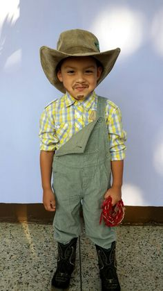 Ranch/cow boy costume for carnival