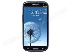 Smartphone SAMSUNG Galaxy S3 4G 16 Go noir - GT-i9305