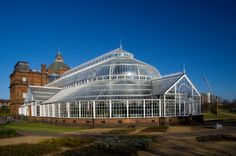Peoples Palace Greenhouse, Glasgow