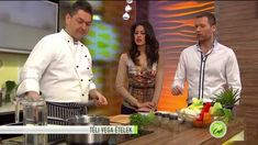 Így készül a vegán zöldségpörkölt! - 2015.02.12. - tv2.hu/fem3cafe Vegan, Make It Yourself, Vegans