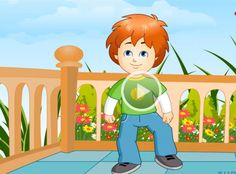 Online Educational Videos for Kids. Animated Learning Video to teach kids about Body Parts. Kids English, English Lessons, Learn English, Learning Apps, Educational Videos, Kids Videos, Preschool, Children, English People