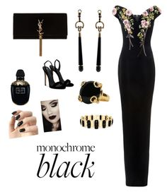 Designer Clothes, Shoes & Bags for Women Effy Jewelry, Giuseppe Zanotti, Monochrome, Alexander Mcqueen, Yves Saint Laurent, Gucci, Shoe Bag, Polyvore, Stuff To Buy