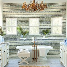 61 Luxurious Master Baths | Let in Light | SouthernLiving.com