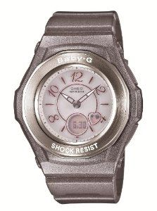 41f0715670d Casio Baby-G Shock Resist Lady s Solar Charged Watch - MULTIBAND 6 -  Tripper -